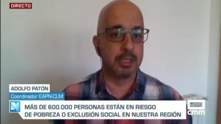 Entrevista a Adolfo Patón