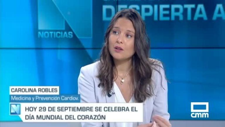 Entrevista a Carolina Robles