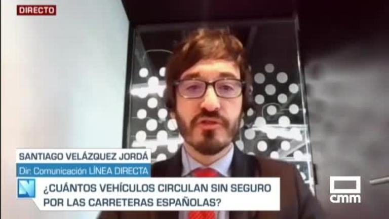 Entrevista a Santiago Velázquez