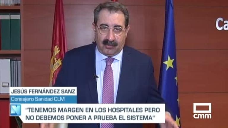 Fernández Sanz anuncia en CMM que la vacuna AstraZeneca Oxford se producirá en Guadalajara, en Azuqueca