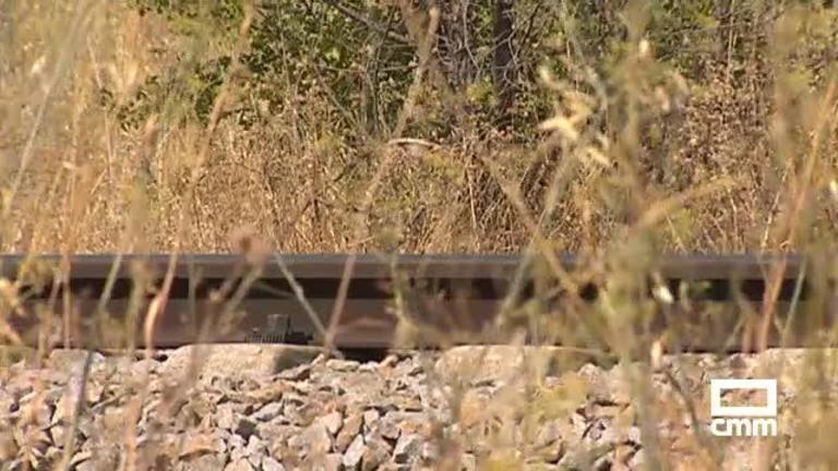 Muere un hombre tras ser arrollado por un tren en Calera y Chozas (Toledo)