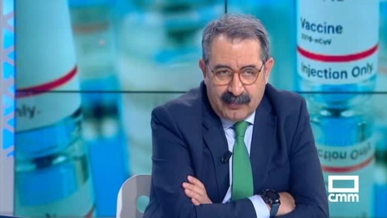 Fernández Sanz (Sanidad), en CMM: