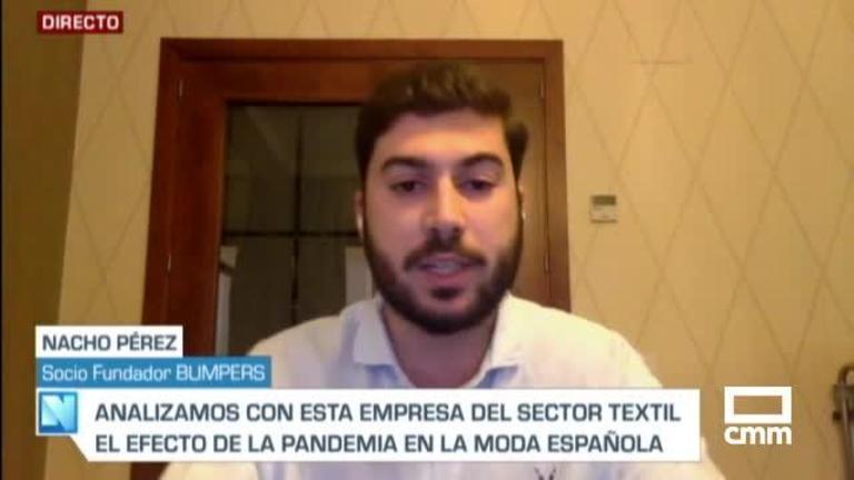 Entrevista a Nacho Pérez