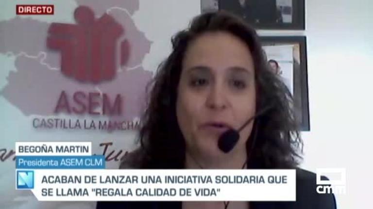 Entrevista a Begoña Martín