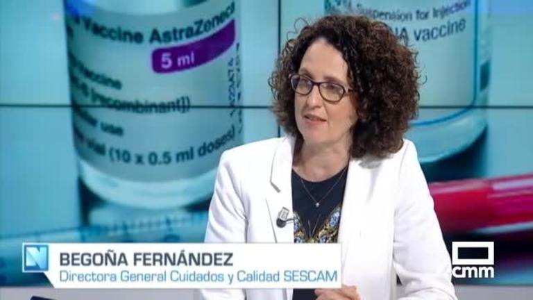 Entrevista a Begoña Fernández