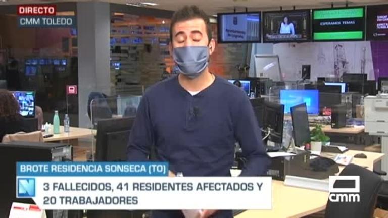 Tres fallecidos por un brote Covid en una residencia de mayores de Sonseca (Toledo)