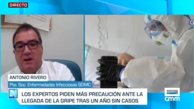 Entrevista a Antonio Rivero