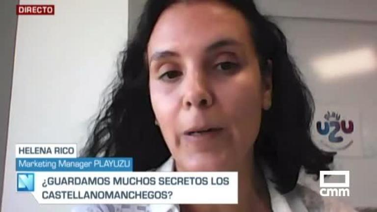 Entrevista a Helena Rico
