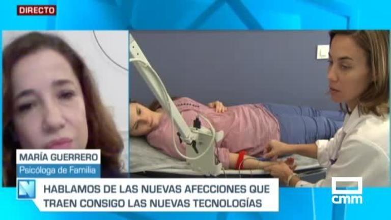Entrevista a María Guerrero