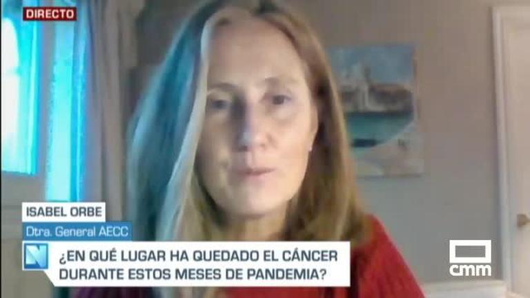 Entrevista a Isabel Orbe