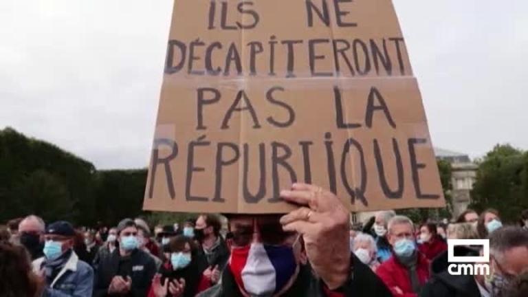 Francia, Samuel Paty: un asesinato, una fatua y un funeral de Estado