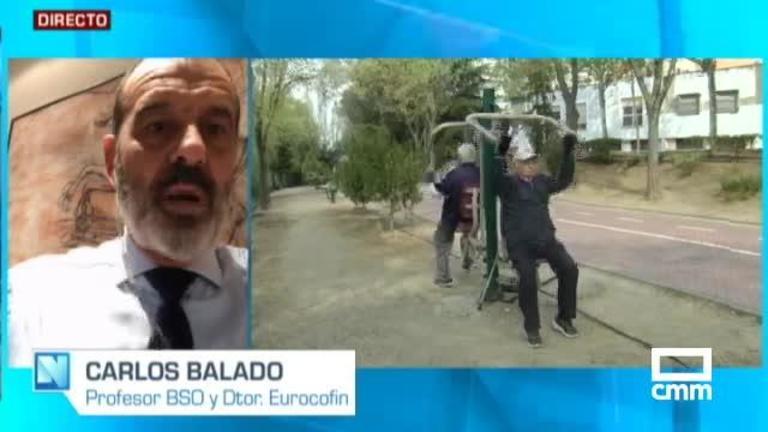 Entrevista a Carlos Balado