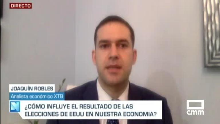 Entrevista a Joaquin Robles