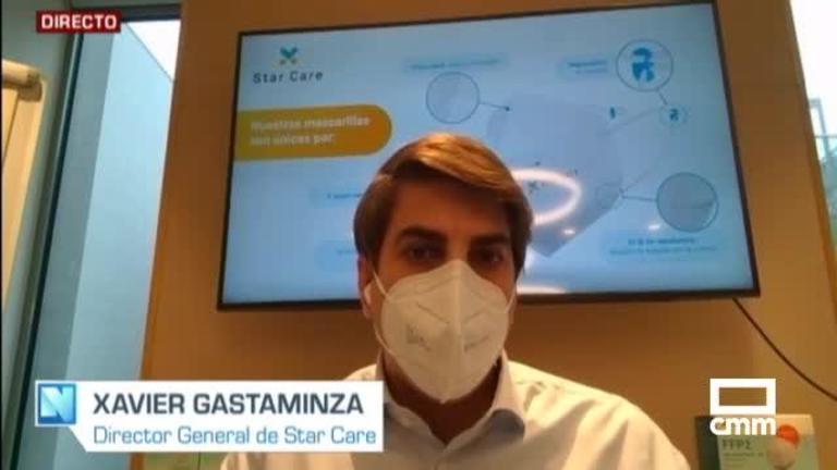 Entrevista a Xavier Gastmaminza