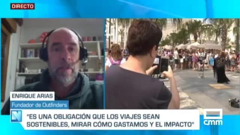 Entrevista a Enrique Arias