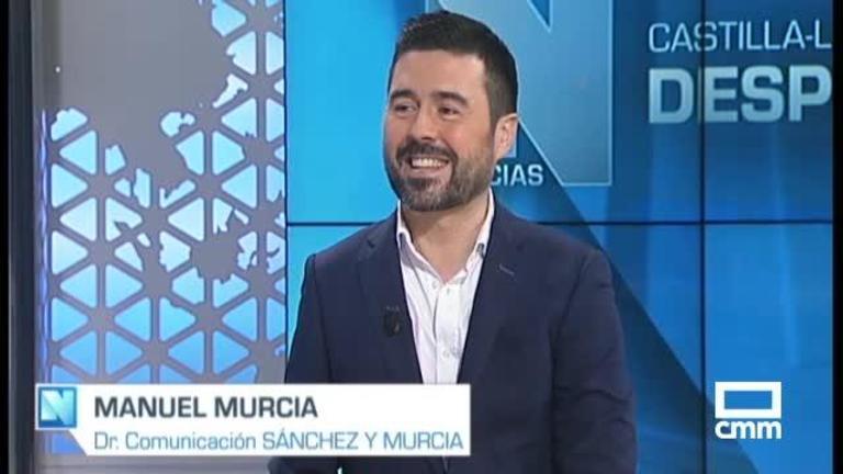 Entrevista a Manuel Murcia