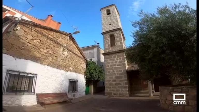 Minerva, logopeda y panadera en Almendral de la Cañada