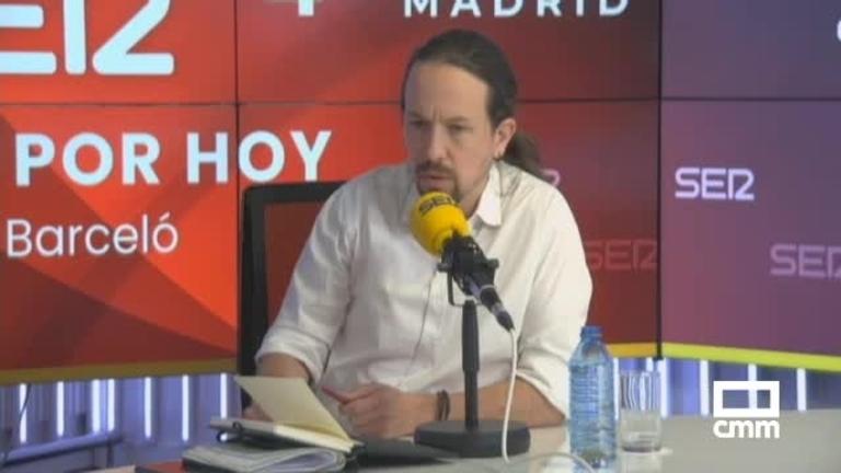 Bronco debate electoral en la SER: Cancelado al marcharse Iglesias tras un enfrentamiento con Monasterio