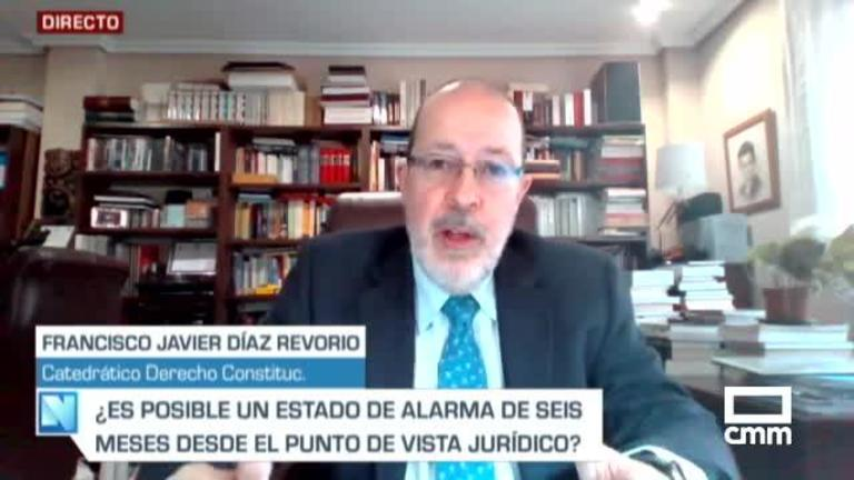 Entrevista a Francisco Javier Díaz Revorio