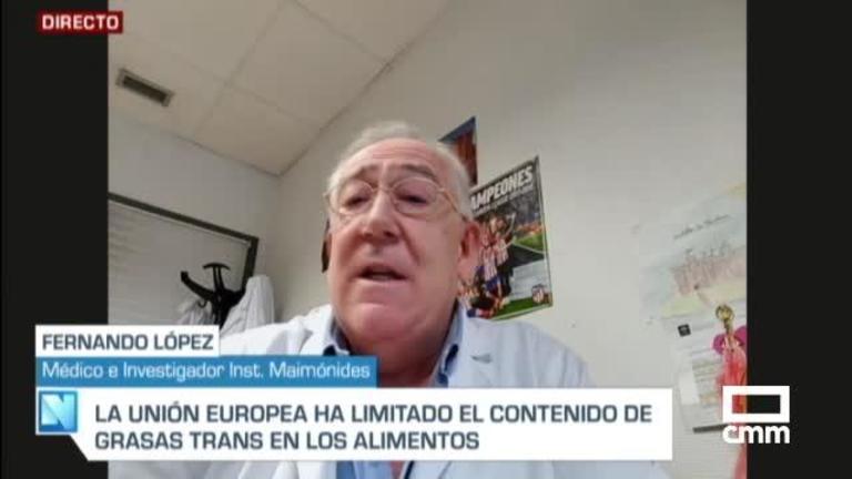Entrevista a Fernando López Segura