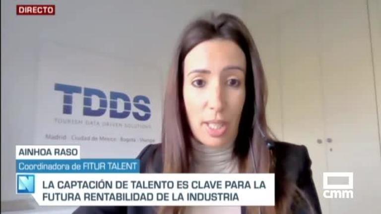 Entrevista Ainhoa Raso