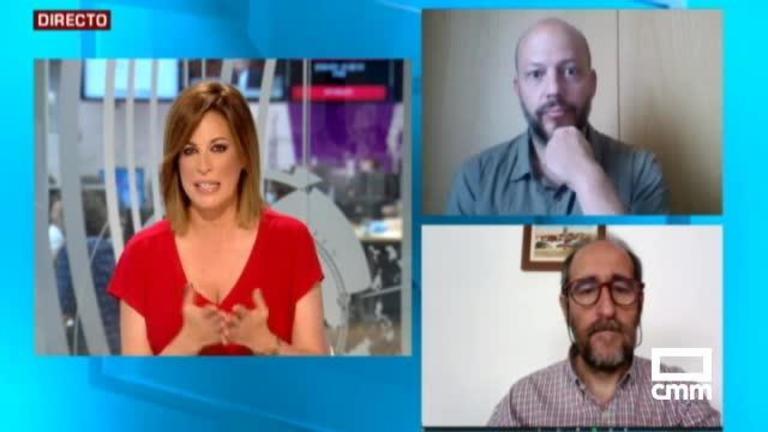 Entrevista a Elías López y Santiago García