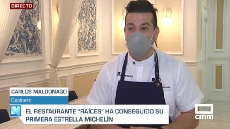 Entrevista a Carlos Maldonado