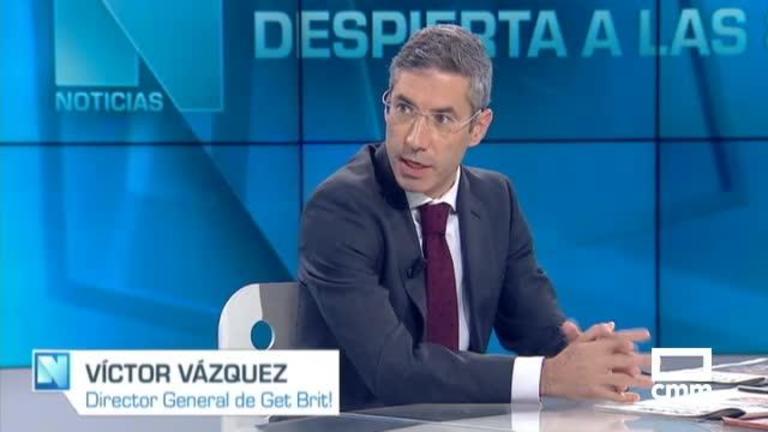 Entrevista a Victor Vázquez