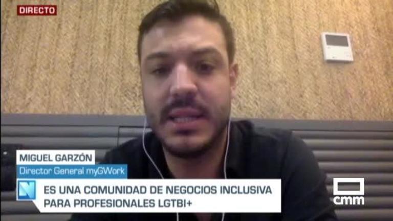 Entrevista a Miguel Garzón