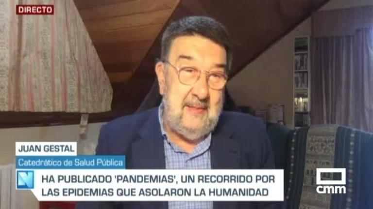 Entrevista a Juan Gestal