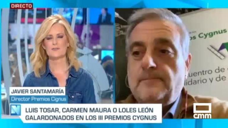 Entrevista a Javier Santamaría