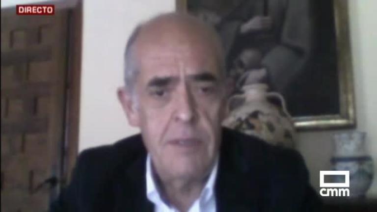 Entrevista a Jesús Carrobles