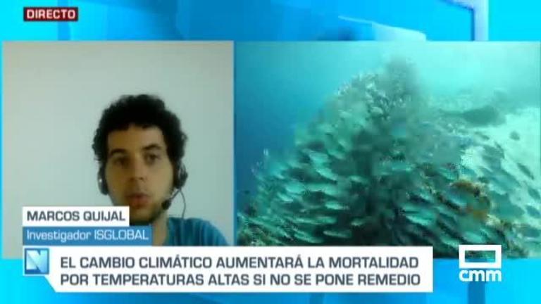 Entrevista a Marcos Quijal