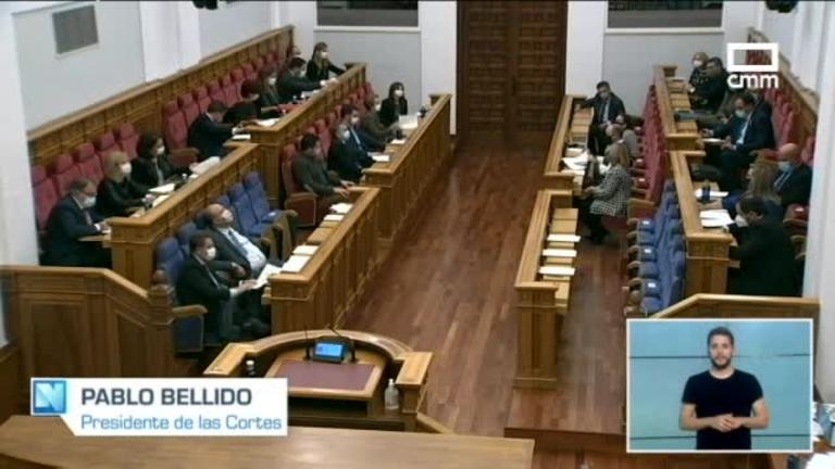 Los presupuestos de Castilla-La Mancha entran en su recta final