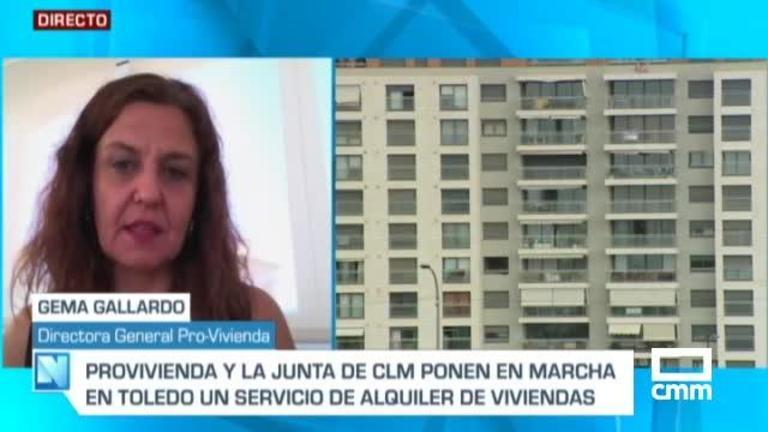 Entrevista a Gema Gallardo