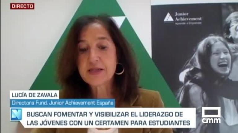 Entrevista Lucía de Zavala