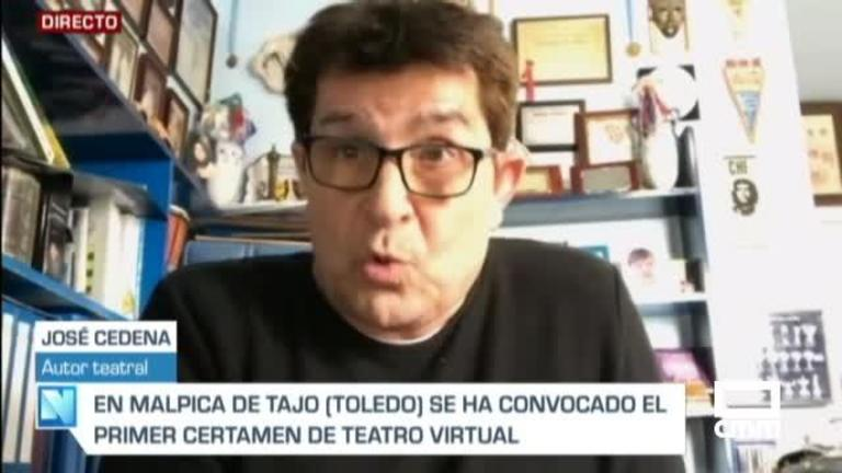 Entrevista a José Cedena