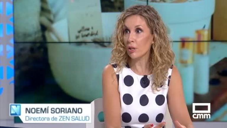 Entrevista a Noemí Soriano