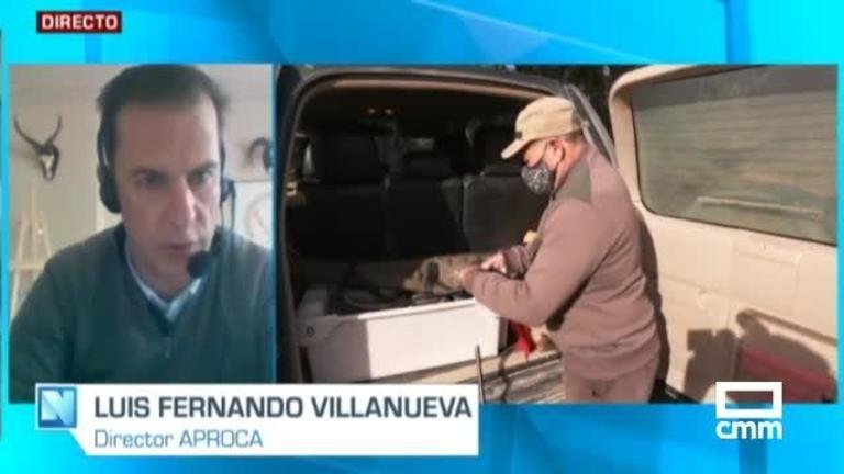 Entrevista a Luis Fernando Villanueva