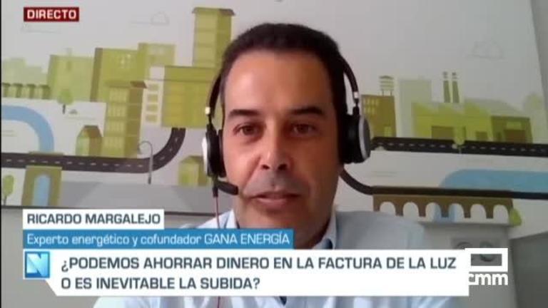 Entrevista a Ricardo Margalejo