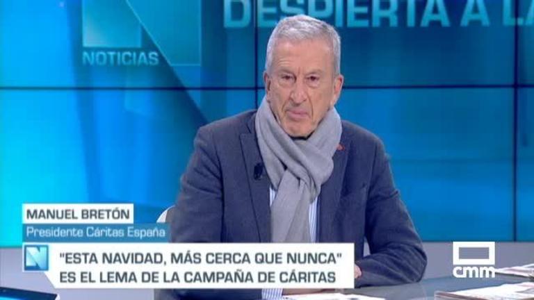 Entrevista a Manuel Bretón