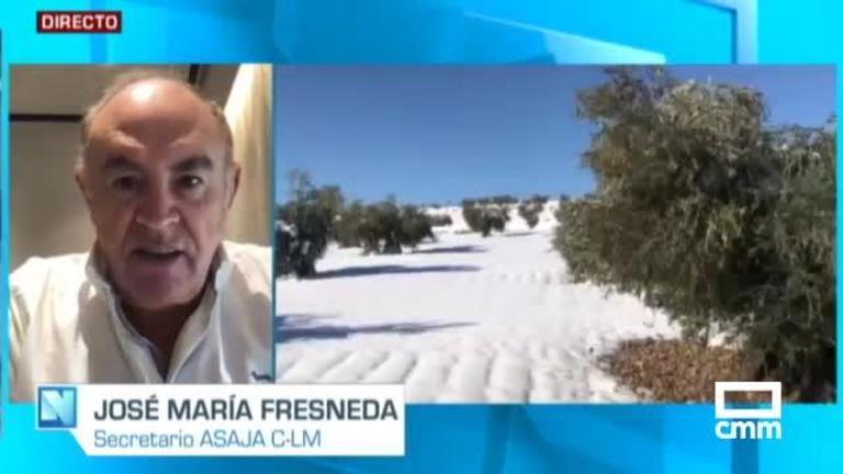 Entrevista a José María Fresneda