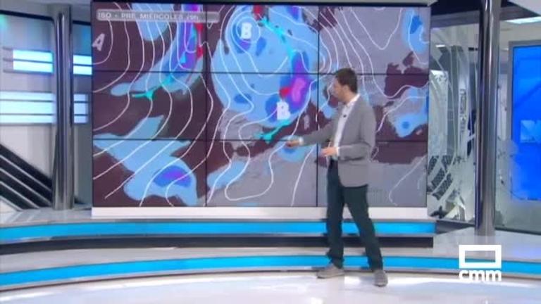 Previsión de El Tiempo: Vuelve el invierno a Castilla-La Mancha