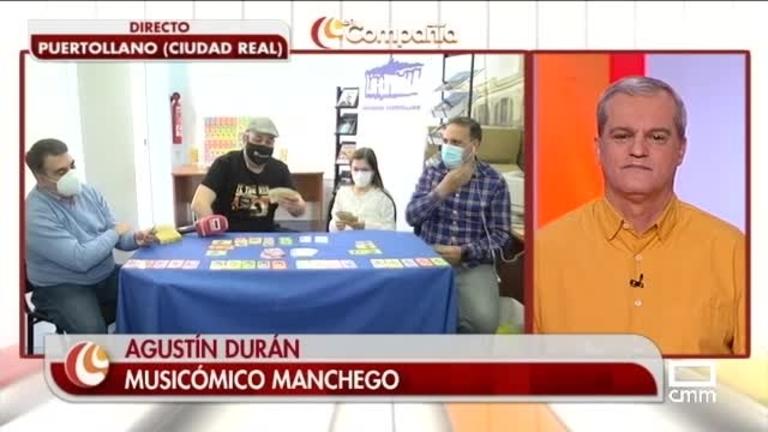 Agustín Durán nos muestra un nuevo juego de cartas: el juego de los Jarrillos