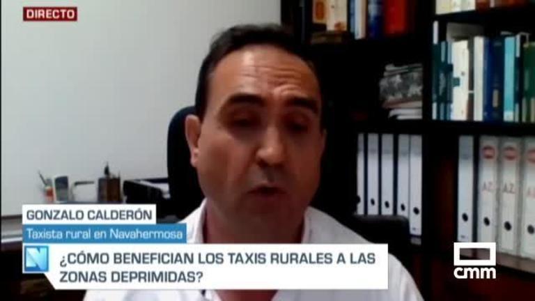 Entrevista Gonzalo Calderón