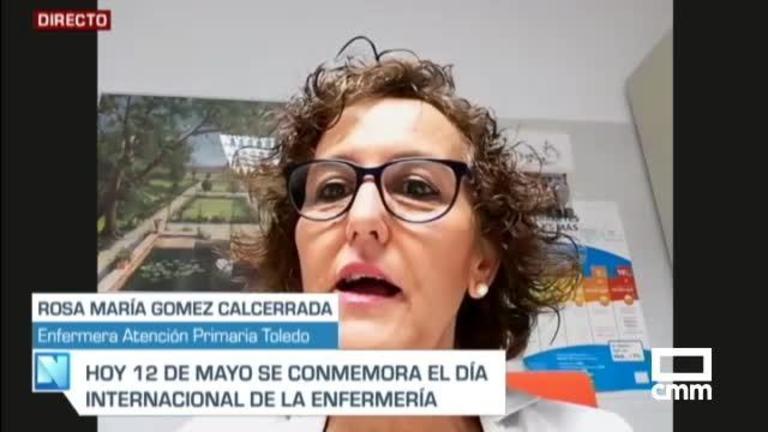 Entrevista a Rosa María Calcerrada