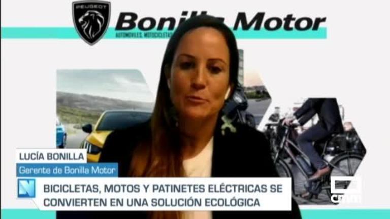 Entrevista a Lucía Bonilla