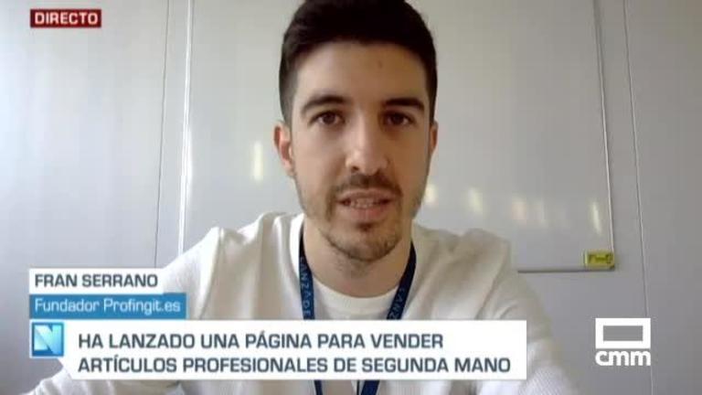 Entrevista a Francisco Serrano