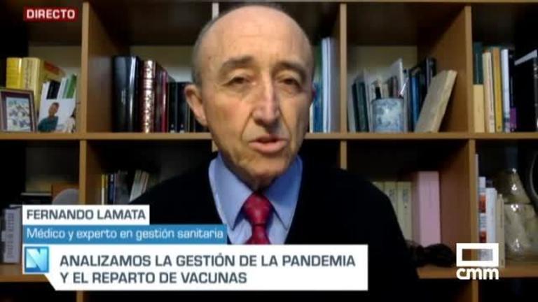 Entrevista a Fernando Lamata
