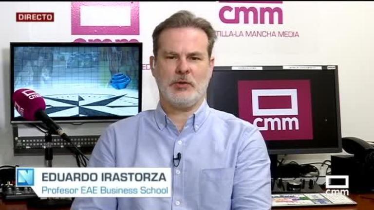 Entrevista a Eduardo Irastorza